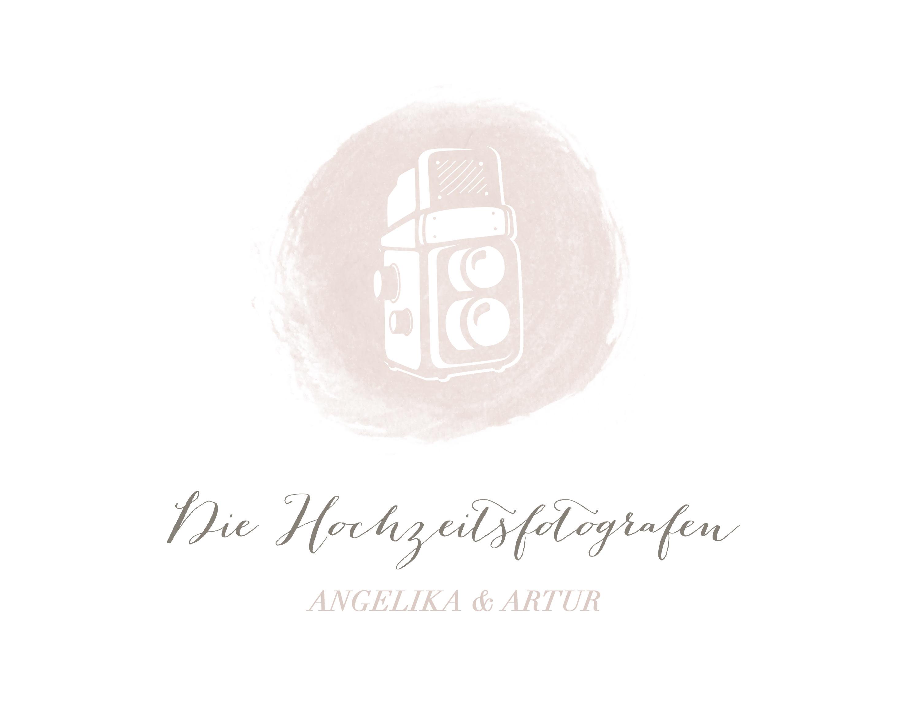 Logo die Hochzeitsfotografen