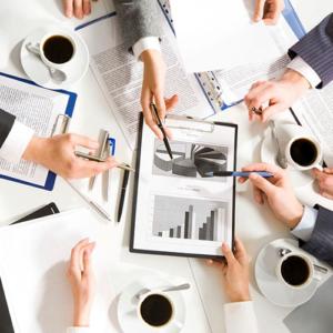 Strategie-Meeting