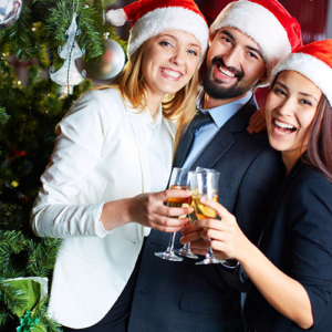 Weihnachtsfeiern auf dem Henslerhof