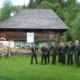 Blaskapelle auf dem Henslerhof