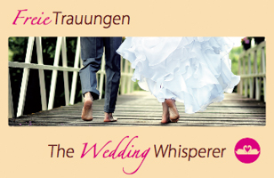 Freie Trauungen - The Wedding Whisperer
